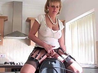 Unfaithful English MILF Gill Ellis Pops Out Her Big Boo Porn Videos