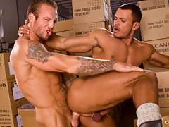 Bo Dean and Angelo Marconi