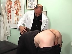 Boy got fucked in old doc�s office