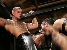 Adam Champ and Logan McCree