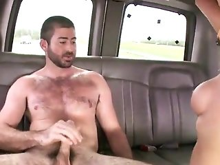 Gay Bear Pounds A Man's Asshole Doggy Style In Reality Sex Scene