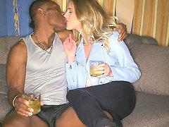 Blackedraw Girlfriend Fucks The Biggest Bbc In The World Drtuber