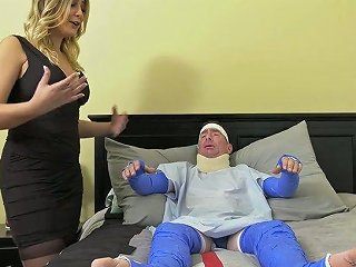 Whore Wife Blair Williams Is Cheating On Her Husband With Doctor Right In The Hospital