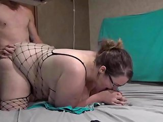 Bbw Wife Fucked In Fishnets And Cum On Ass Angle 5 Porn 90
