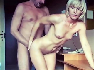 Polish Wife With Boss In Hotel Free Wife Boss Hd Porn 5f