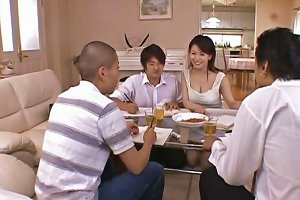 Miki Sato Real Asian Mother Part1