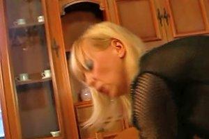 Blonde Milf In Stockings Fucks Free Mature Porn Video Dd