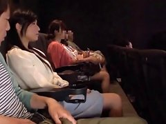 Japanese Girl Dick Looking Movie Theater Porn Videos