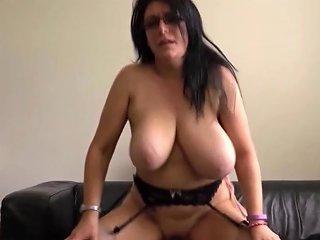Busty Mom Sabrina