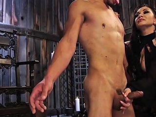 Busty Milf Mistress Anal Fucks Male Hdzog Free Xxx Hd High Quality Sex Tube