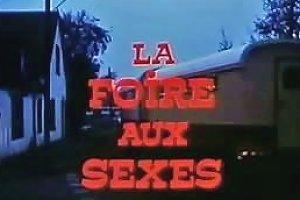 The Hottest Show In Town Aka La Foire Aux Sexes 1975