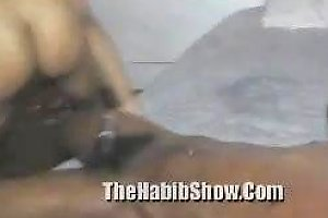 18 Year Old Hood Bitch Fucked In Trick House
