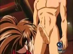 Big Titty Anime  In Bondage And Fucking