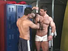 Hairy and muscle Zeb Atlas